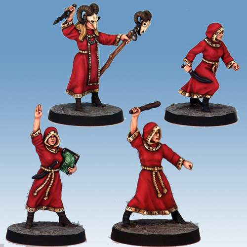 Female Cultists